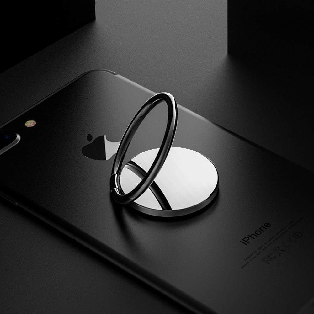 Luxury metal Mobile Phone Ring Holder