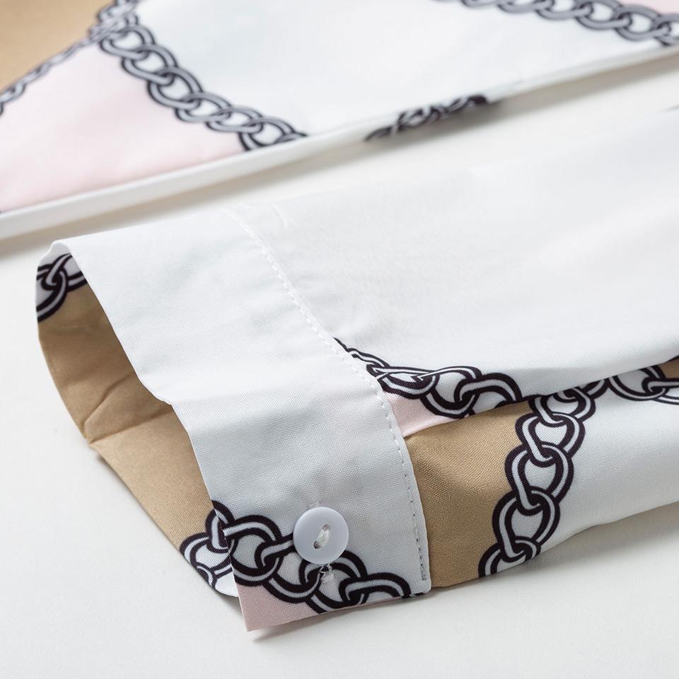 Long Sleeves Elegant Work Top