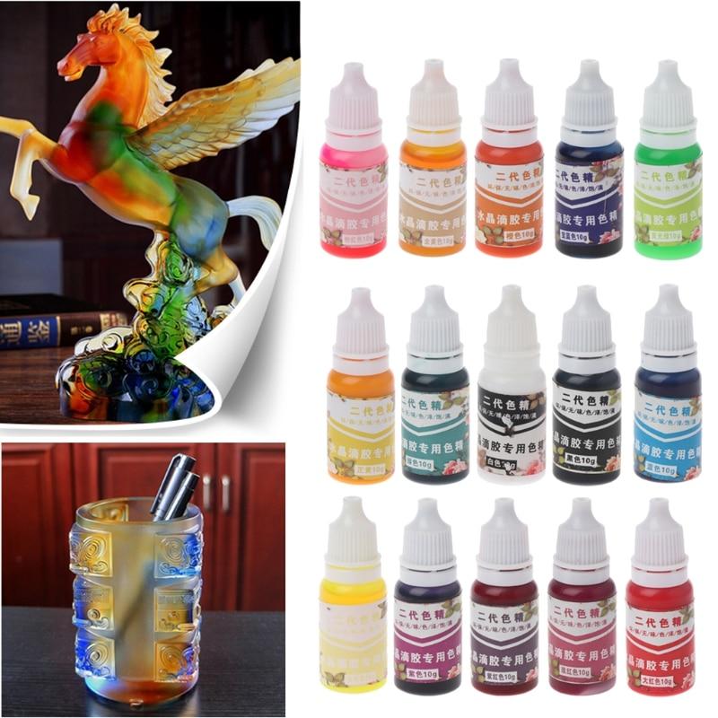 10ML Epoxy Resin Pigment Colouring Dye